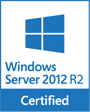 Windows Server 2012 R2 Cretfied